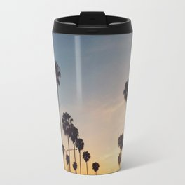 Palm Tree Summer Travel Mug