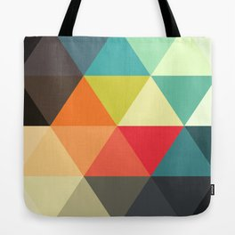 Shape + Pattern!  Tote Bag