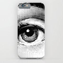 Lina Cavalieri Eye 01 iPhone Case
