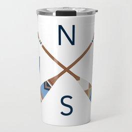 Oar Compass Travel Mug