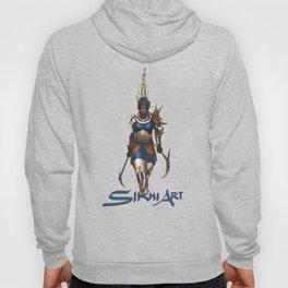 Akalini - Warrior Monk Hoody