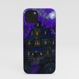 Haunted Hill iPhone Case