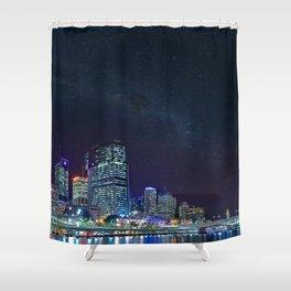 Brisbane Shower Curtain
