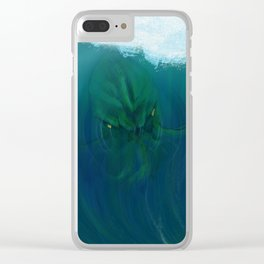 The Call Clear iPhone Case