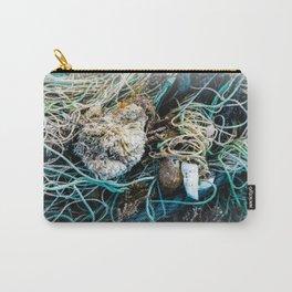 Seaside Flotsam Carry-All Pouch