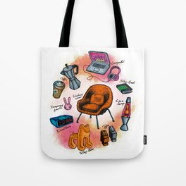 Designer's Stuff Tote Bag