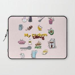 My kitchen story Laptop Sleeve