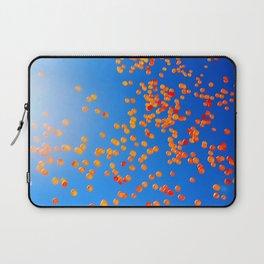 Clemson balloons Laptop Sleeve