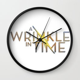 A Winkle In Time 2 Wall Clock