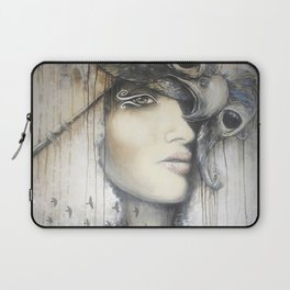 Waiting in the Wings Laptop Sleeve
