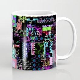 Glitchy Coffee Mug