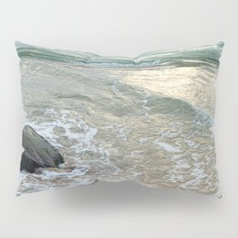 Gloomy and Peaceful Sunset 6 Pillow Sham