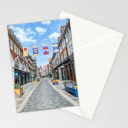 London Bond Street Photo Stationery Cards