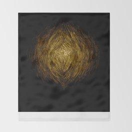 Knotty Wood Work 02 Throw Blanket