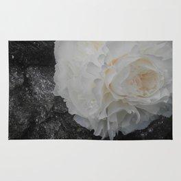 Crystal Peony by Teresa Thompson Rug