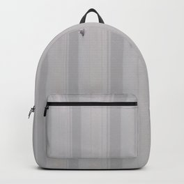 Even Metal Siding, Patterned Metal With Nuts and Bolts Backpack