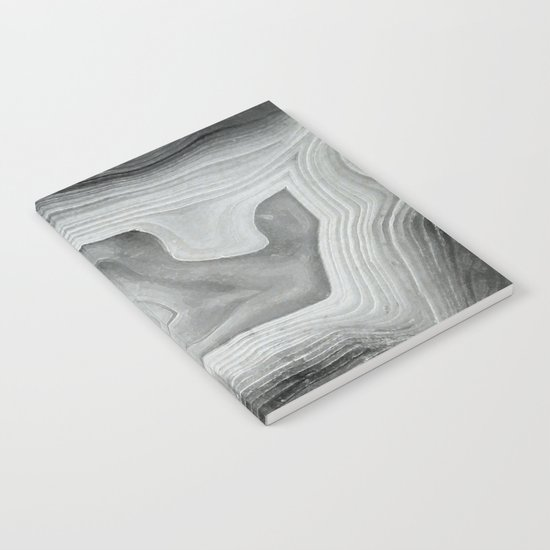MINERAL MONOCHROME Notebook