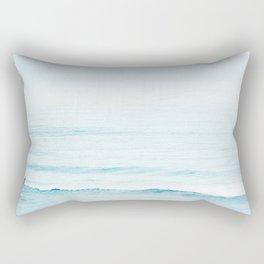 Winter Surfing III Rectangular Pillow
