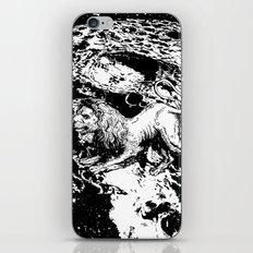 Moon Lion iPhone & iPod Skin