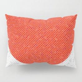 Heart Mosaic Octagons Pillow Sham