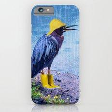 Damn Rain !!! iPhone 6s Slim Case