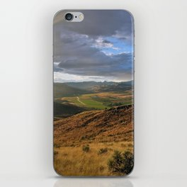 Into The Valley iPhone Skin