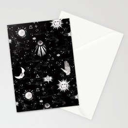 Spiritual Alchemy Stationery Cards