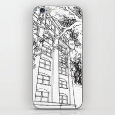 Schoolbook Depository  iPhone & iPod Skin