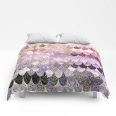 SUMMER MERMAID MOONSHINE GOLD Comforters