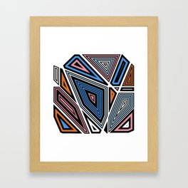 Find Your Wayy Eh Eh Eh Framed Art Print