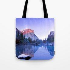 Yosemite Valley, USA Tote Bag