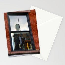 Urban Reflection Stationery Cards