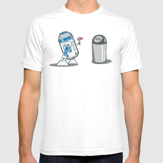 Robot Crush T-shirt