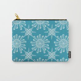 She Sells Sea Shells Print Carry-All Pouch