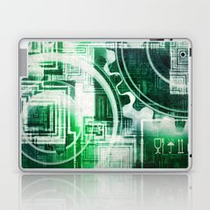 Delivery from the Matrix Laptop & iPad Skin