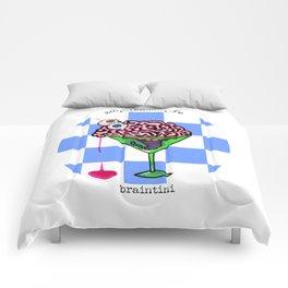Brain-tini Comforters