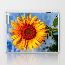 Blooming Sunflower  Laptop & iPad Skin