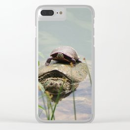 Turtleback Ride Clear iPhone Case