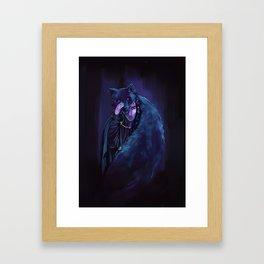 The Wolf Prince Framed Art Print