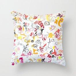 RiGAMORALE  Throw Pillow