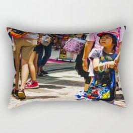 Harajuku Boy Rectangular Pillow
