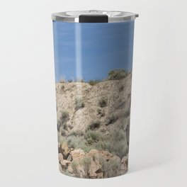 Bighorn Sheep 02 Travel Mug
