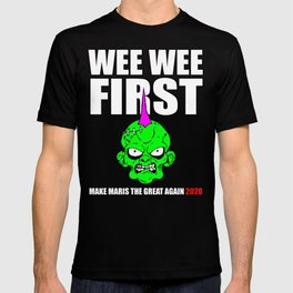 WEE WEE FIRST T-shirt