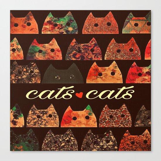 cat-283 Canvas Print