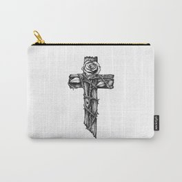 Rose of Grace. Carry-All Pouch