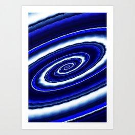 Abstract 258b Art Print