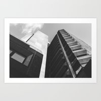 Lowry House 2 Art Print