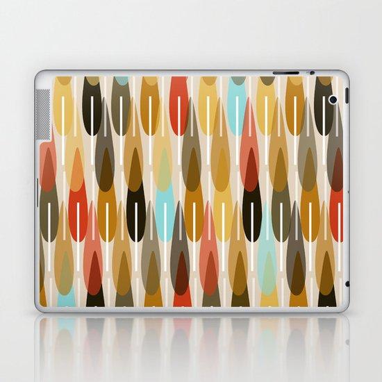 modern feathers Laptop & iPad Skin