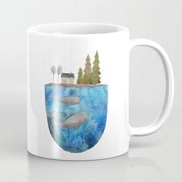 Whales are watching you Coffee Mug