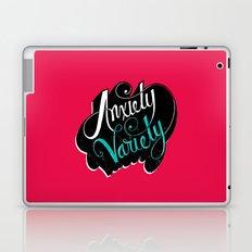 Anxiety Variety Laptop & iPad Skin